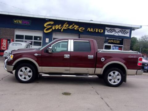 2007 Ford F-150 for sale at Empire Auto Sales in Sioux Falls SD