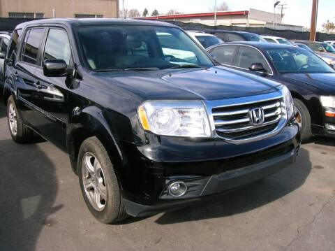 2014 Honda Pilot for sale at Avalanche Auto Sales in Denver CO