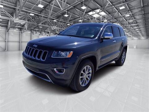 2014 Jeep Grand Cherokee for sale at Camelback Volkswagen Subaru in Phoenix AZ