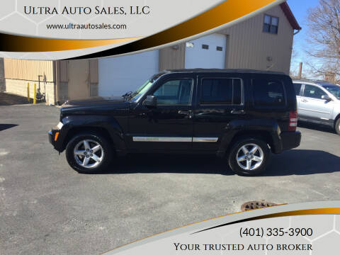 2008 Jeep Liberty for sale at Ultra Auto Sales, LLC in Cumberland RI
