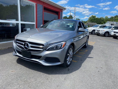 2015 Mercedes-Benz C-Class for sale at Top Quality Auto Sales in Westport MA