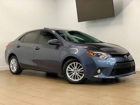 2014 Toyota Corolla for sale at Texas Prime Motors in Houston TX
