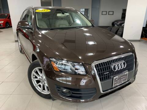 2012 Audi Q5 for sale at Auto Mall of Springfield in Springfield IL