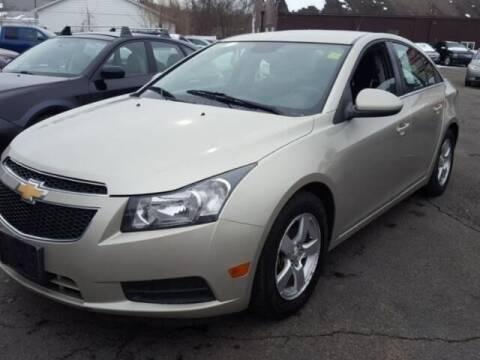 2014 Chevrolet Cruze for sale at Cj king of car loans/JJ's Best Auto Sales in Troy MI
