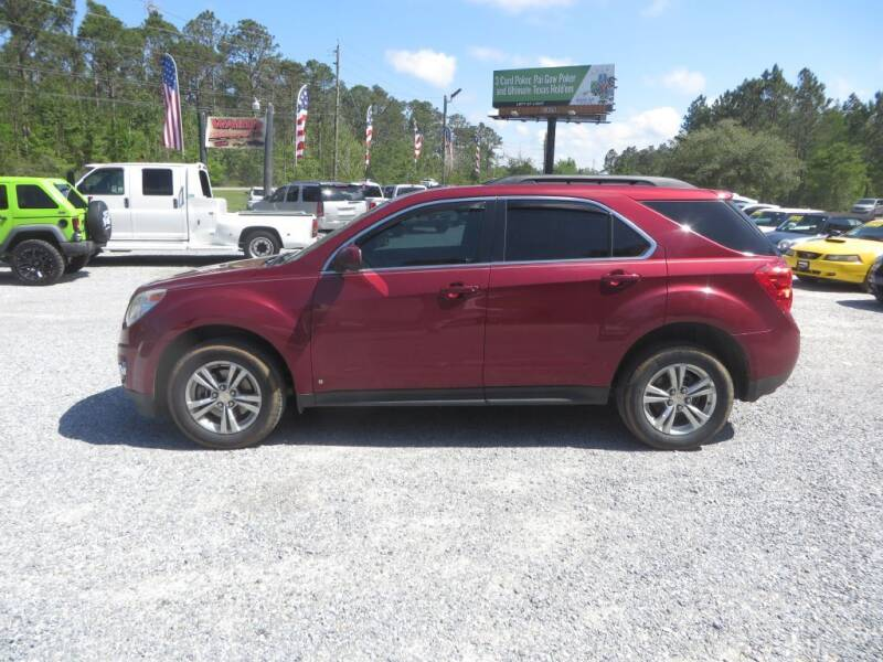 2010 Chevrolet Equinox for sale at Ward's Motorsports in Pensacola FL