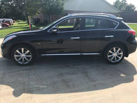 2016 Infiniti QX50 for sale at Renaissance Auto Network in Warrensville Heights OH