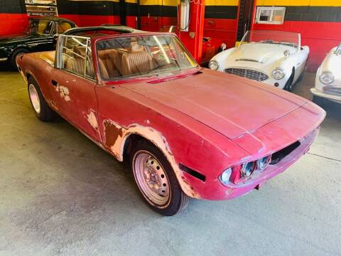 1973 Triumph Stag V8 for sale at Milford Automall Sales and Service in Bellingham MA