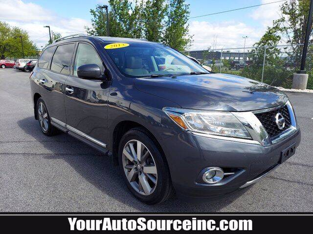 2013 Nissan Pathfinder for sale at Your Auto Source in York PA