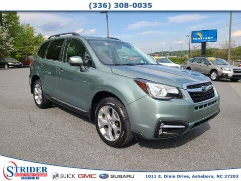 2018 Subaru Forester for sale at STRIDER BUICK GMC SUBARU in Asheboro NC