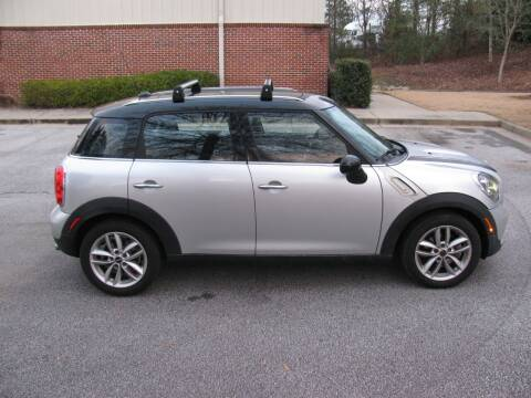 2013 MINI Countryman for sale at Automotion Of Atlanta in Conyers GA