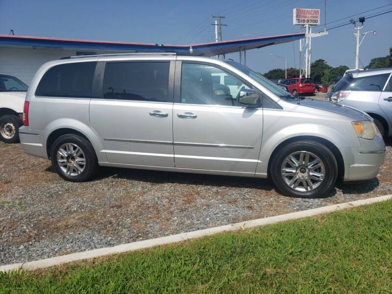 2008 Chrysler Town and Country for sale at Americar in Virginia Beach VA