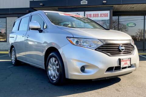 2016 Nissan Quest for sale at Michaels Auto Plaza in East Greenbush NY