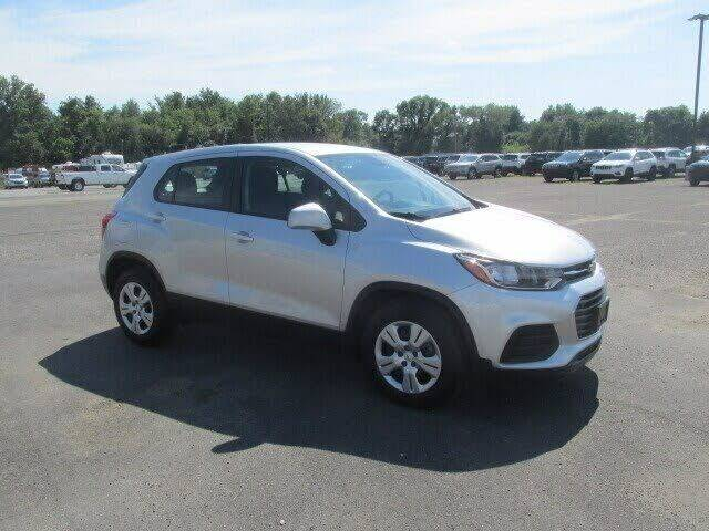 2017 Chevrolet Trax for sale at WDAS in Lennox CA