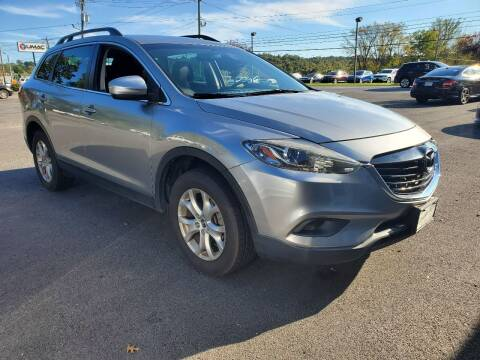 2014 Mazda CX-9 for sale at AFFORDABLE IMPORTS in New Hampton NY