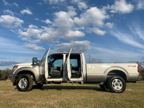 2012 Ford F-350 Super Duty for sale at ICar Florida in Lutz FL