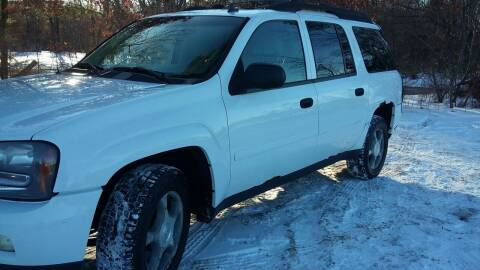 2006 Chevrolet TrailBlazer EXT for sale at Expressway Auto Auction in Howard City MI