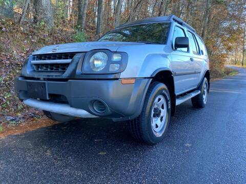 2002 Nissan Xterra for sale at Lenoir Auto in Lenoir NC
