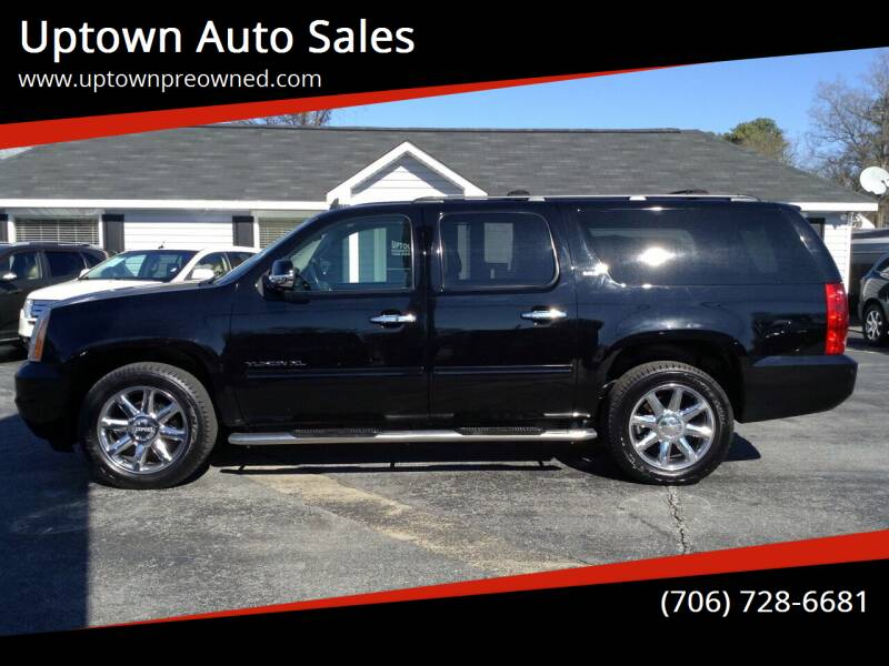 2010 GMC Yukon XL for sale at Uptown Auto Sales in Rome GA