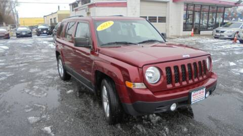 2014 Jeep Patriot for sale at Absolute Motors in Hammond IN