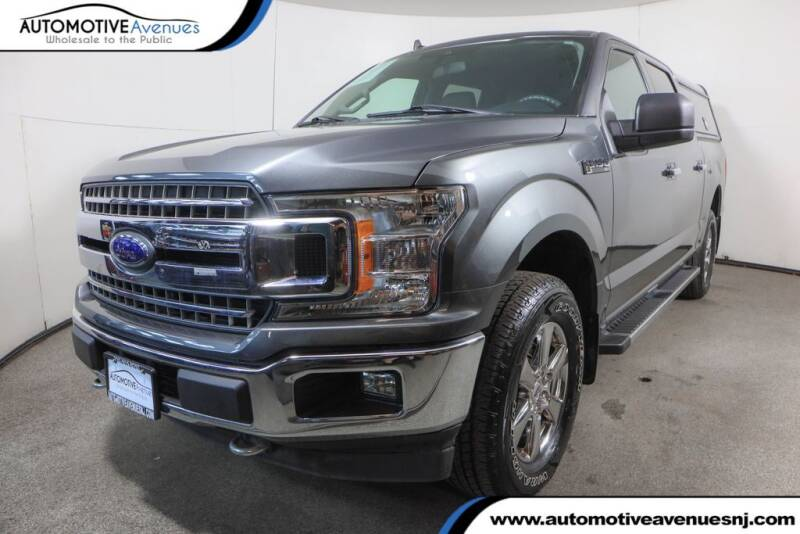 2019 Ford F-150 for sale in Wall Township, NJ