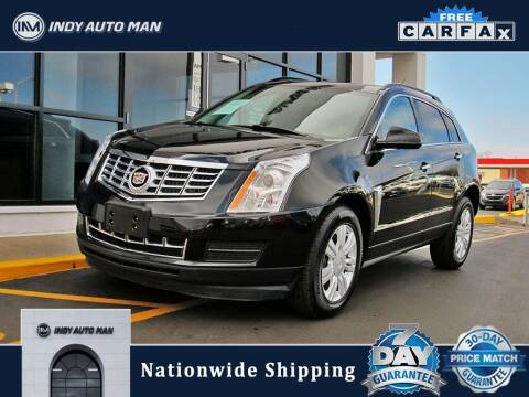 2015 Cadillac SRX for sale at INDY AUTO MAN in Indianapolis IN