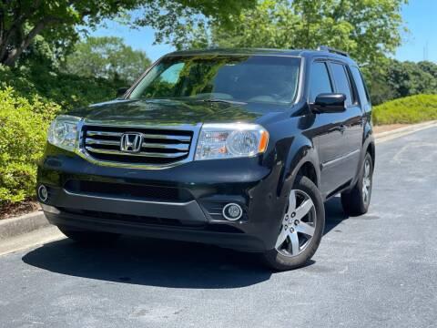 2012 Honda Pilot for sale at William D Auto Sales in Norcross GA