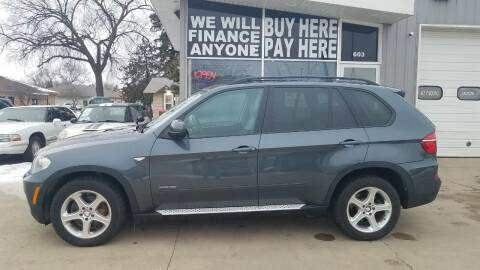 2011 BMW X5 for sale at STERLING MOTORS in Watertown SD