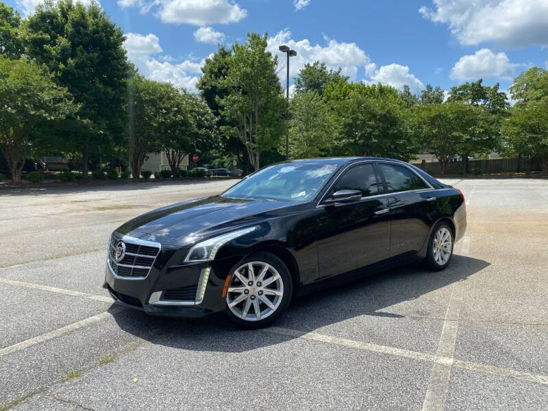 2014 Cadillac CTS for sale at Uniworld Auto Sales LLC. in Greensboro NC