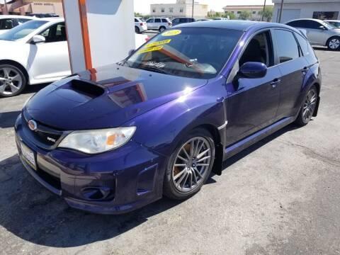 2013 Subaru Impreza for sale at Vin - Mar Auto in Victorville CA