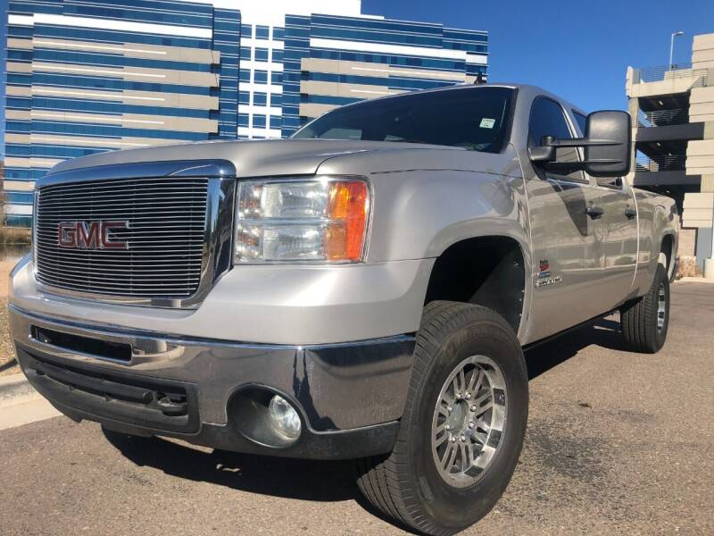 2008 GMC Sierra 2500HD for sale at Day & Night Truck Sales in Tempe AZ