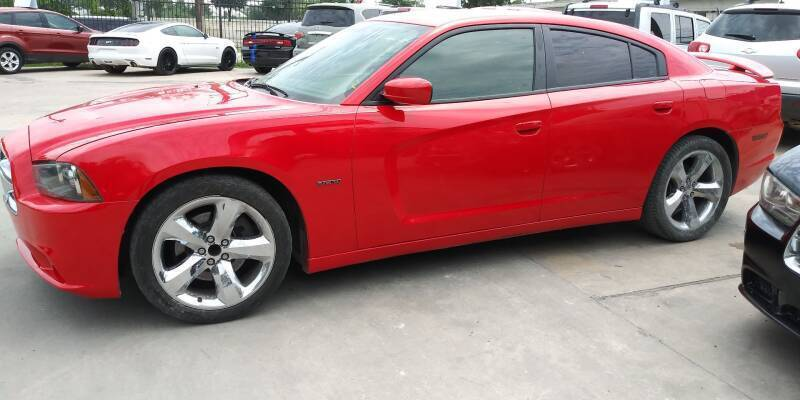 2014 Dodge Charger for sale at AUTOTEX FINANCIAL in San Antonio TX