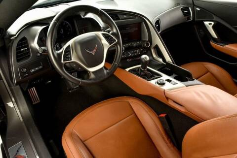 2015 Chevrolet Corvette for sale at CU Carfinders in Norcross GA