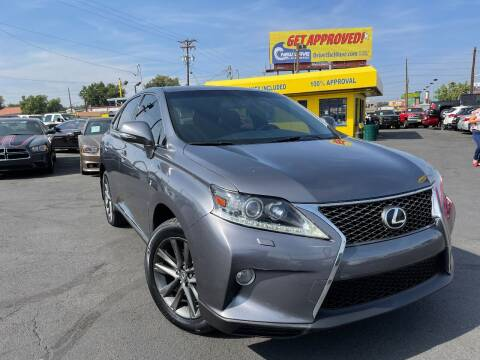 2013 Lexus RX 350 for sale at New Wave Auto Brokers & Sales in Denver CO