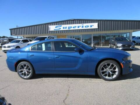 2020 Dodge Charger for sale at SUPERIOR CHRYSLER DODGE JEEP RAM FIAT in Henderson NC
