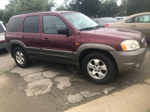 2003 Mazda Tribute for sale at AFFORDABLE USED CARS in Richmond VA