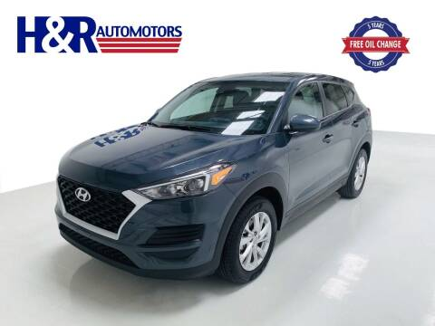 2019 Hyundai Tucson for sale at H&R Auto Motors in San Antonio TX