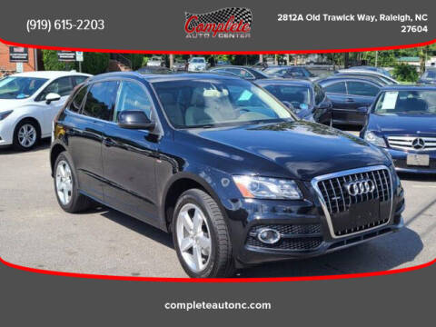 2012 Audi Q5 for sale at Complete Auto Center , Inc in Raleigh NC