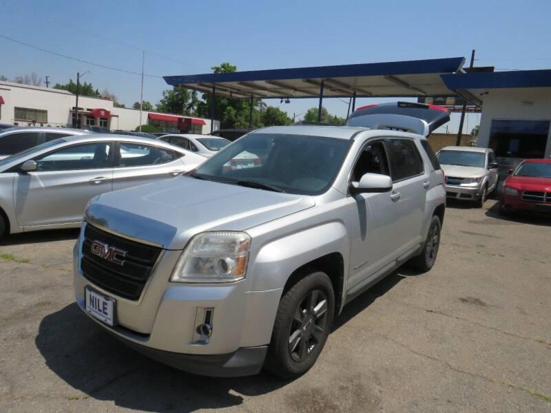 2011 GMC Terrain for sale at Nile Auto Sales in Denver CO