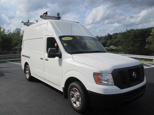 2015 Nissan NV Cargo for sale at Tri Town Truck Sales LLC in Watertown CT