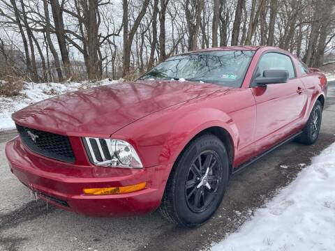 2005 Ford Mustang for sale at Trocci's Auto Sales in West Pittsburg PA