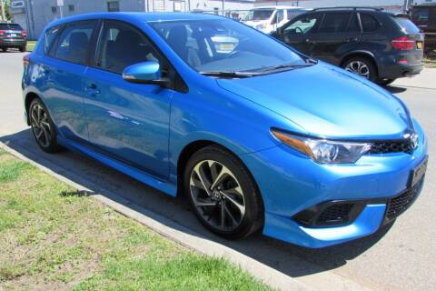 2018 Toyota Corolla iM for sale at First Choice Automobile in Uniondale NY