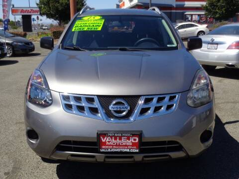 2015 Nissan Rogue Select for sale at Vallejo Motors in Vallejo CA
