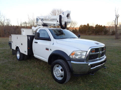 2012 Dodge D5500 for sale at Busch Motors in Washington MO