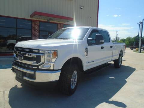2020 Ford F-250 Super Duty for sale at Premier Foreign Domestic Cars in Houston TX
