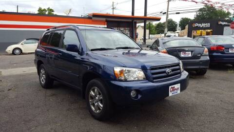 2004 Toyota Highlander for sale at Car Complex in Linden NJ