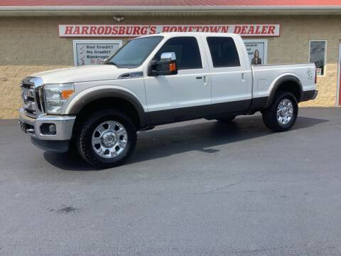 2016 Ford F-250 Super Duty for sale at Auto Martt, LLC in Harrodsburg KY