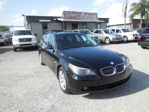 2006 BMW 5 Series for sale at DMC Motors of Florida in Orlando FL