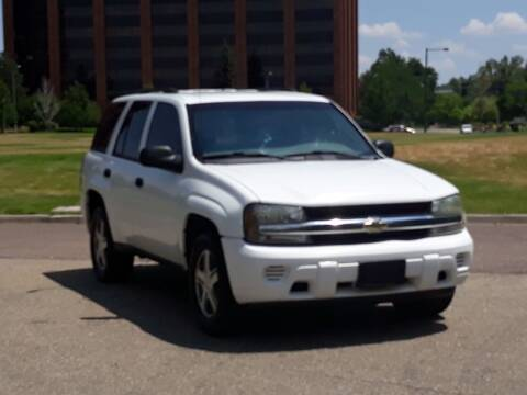 2006 Chevrolet TrailBlazer for sale at Pammi Motors in Glendale CO