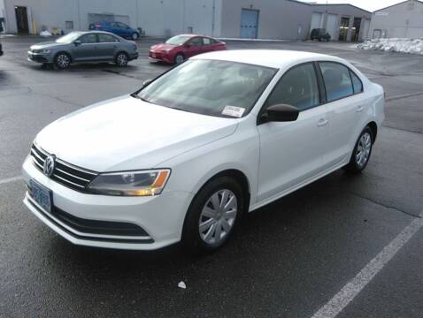 2015 Volkswagen Jetta for sale at Northwest Van Sales in Portland OR