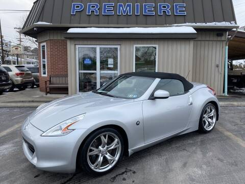2010 Nissan 370Z for sale at Premiere Auto Sales in Washington PA